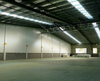 Rental warehouse Go Vap district