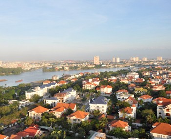 Buy apartment Hoang Anh Riverview building
