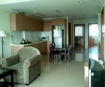 Apartment for sale Phu My building