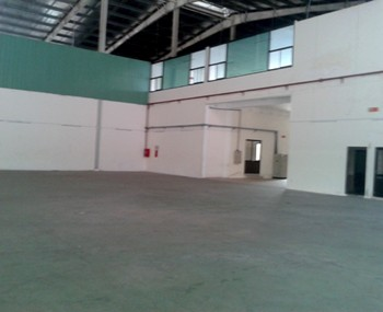 Garment warehouse for rent Long Thanh province