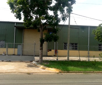 Garment warehouse for rent hcmc