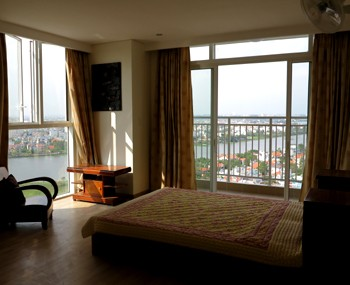 Rental apartment in Binh Thanh district