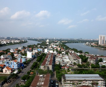 Rentals apartments in Binh Thanh district