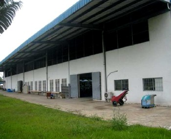Buy warehouses Saigon