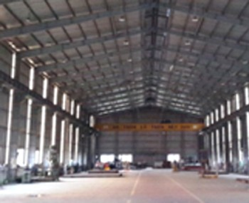 Warehouses for sale Binh Duong province