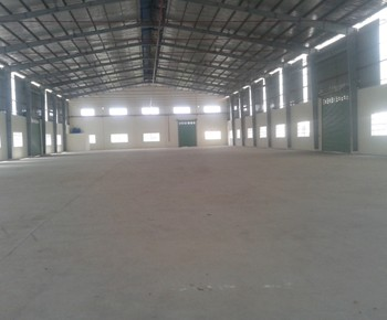 Factory for rent Duc Hoa