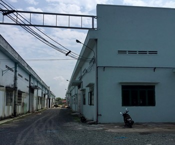 Factory for rent district 3