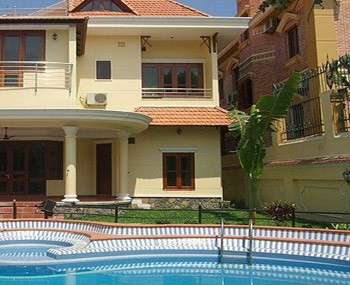 Villa for rent Thao Dien