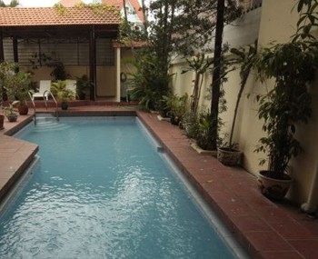 Villa for rent An Phu