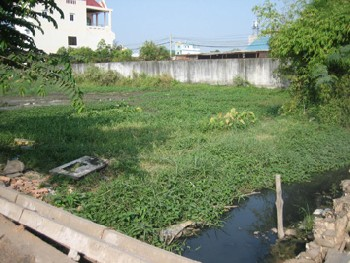 Land for sale Hoc Mon district