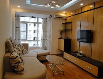 Apartment for rent Tan Phu district