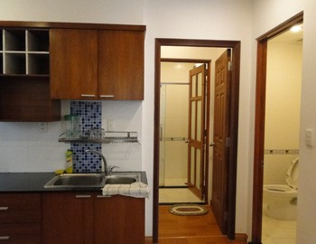 Rental apartments Tan Phu district