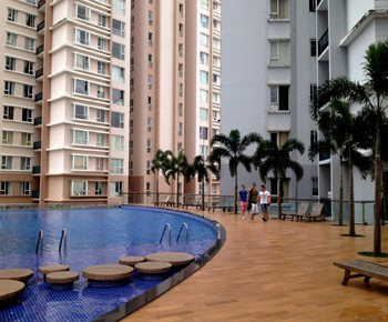 Rental apartment Phu My Hung
