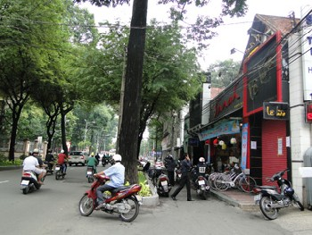Shops for rent Phu Nhuan district