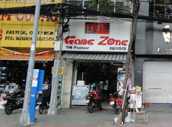 Shop for rent Saigon