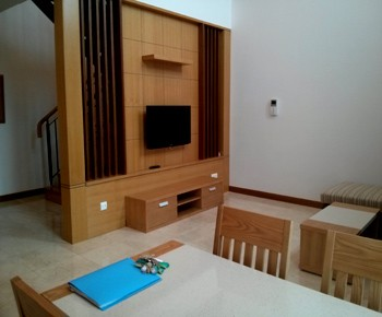 Duplex apartment for rent