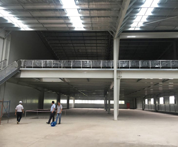 Factory for rent Long An