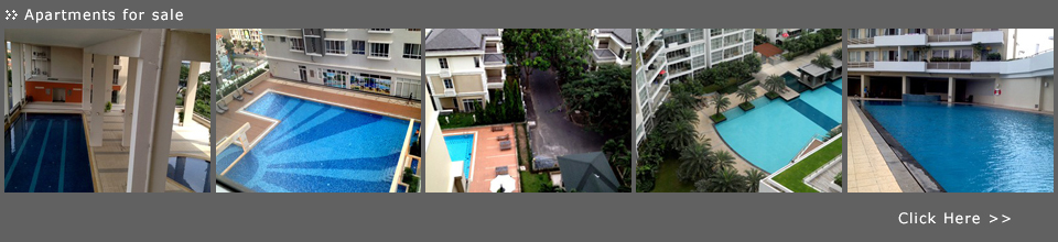 Apartments for rent Ho Chi Minh City